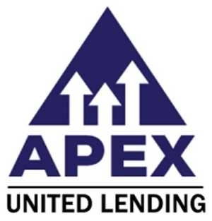 Apex United Lending Logo