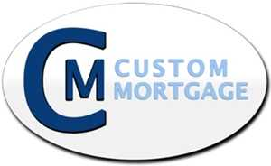 Custom Mortgage Logo