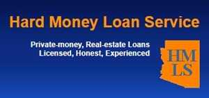 Hard Money Loan Service Logo