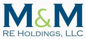 M&M Real Estate Holdings Logo