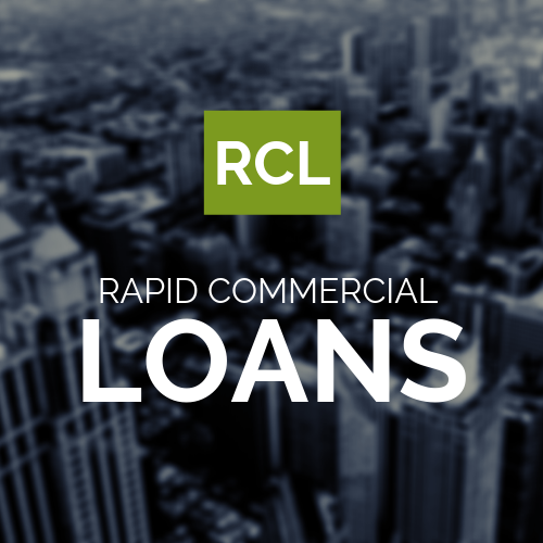Rapid Commercial Loans Logo