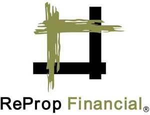 ReProp Financial Logo