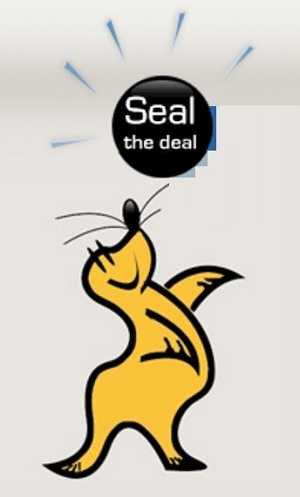 Seal Funding Logo