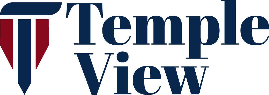 Temple View Capital Logo
