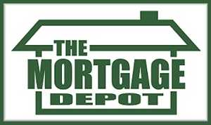 The Mortgage Depot Logo