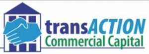 TransACTION Commercial Capital Logo